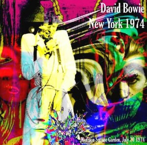 David Bowie 1974-07-20 New York City, NY, USA