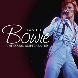 David Bowie 1974-09-04 Los Angeles ,Universal Amphitheatre (low gen) - SQ 7+