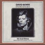 David Bowie 1974-10-11 Madison ,Dane County Coliseum - His Soul Shines - (re-master) - SQ 7+
