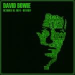 David Bowie 1974-10-18 Detroit ,Michigan Palace – Detroit 18 October 1974  – SQ 7