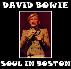 David Bowie 1974-11-15 Boston ,Music Hall - Soul In Boston - SQ -6 (Diedrich)