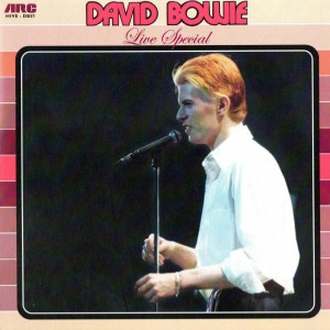 David Bowie 1976-02-03 Seattle ,Center Coliseum - Live Special - (JEMS master) - SQ 8