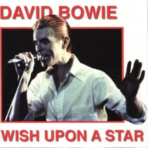 David Bowie 1976-02-09 Los Angeles ,The Forum - Wish Upon A Star - (CD) - SQ -8