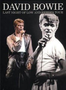 David bowie tv recordings dvd for 1980 floor show dvd