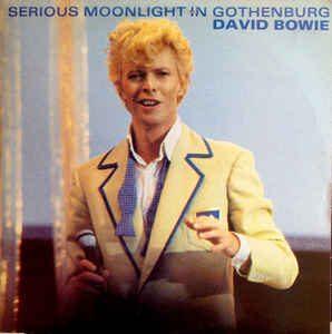 David Bowie 1983-06-12 Gothenburg ,Nya Ullevi Stadium - Serious Moonlight In Gothenburg - SQ -9