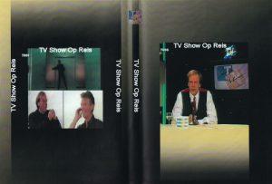 David Bowie TV Show Op Reis - Tros ,Dutch TV 1993- includes interview David Bowie