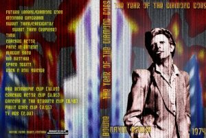David Bowie The Year Of The Diamond Dogs - David Bowie 1974 - rare silent footage of the Diamond Dogs Tour dubbed to live audio from this tour