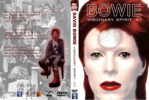 David Bowie Visionary Spirit v.1