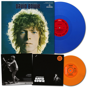 David Bowie vinyl exclusives for Groningen Museum