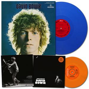 David Bowie vinyl exclusives for Groningen Museum