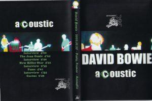 David Bowie 2003-10-20 Paris ,Palais Omnisports de Paris - Acoustic - (TV5 Broadcast November 2003) (22 minutes)