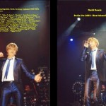 David Bowie 2002-02-09 Berlin 2002-Max Schmeling Halle,