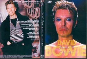 David Bowie 1995-12-13 Twix Mix - Live at The NEC complex