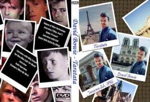 David Bowie 1995-12-10 Paris ,Taratata Show ,France 2 TV - Taratata - (Broadcast 28-01-1996)