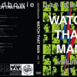 David Bowie Watch That Man volume 11