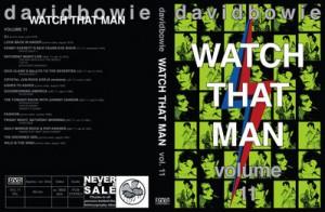 David Bowie Watch That Man volume 11