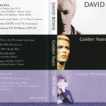 David Bowie Golden Years 1974-1980 (98 minutes in total)-NTSC – footage includes: