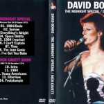 David Bowie TV Recordings DVD