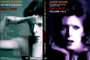 David Bowie The Floor Show Outtakes volume 3 and 4 - The 1980 Floor Show Outtakes (Uncut Version)