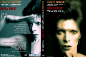 David Bowie The Floor Show Outtakes volume 5 and 6 - The 1980 Floor Show Outtakes (Uncut Version)