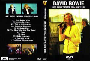 David Bowie 2000-06-27 London ,BBC Radio Theatre ,Portland Place - BBC Radio Theatre 27th June 2000 - (BBC Broadcast)
