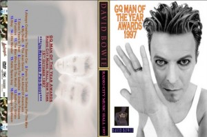 David Bowie 1997-10-15 New York ,Radio City Music Hall – GQ Men Of The Year Awards 1997 - (Un-Released Pro-Shot - VH1 TV Broadcast)
