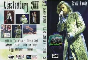 David Bowie 2000-06-25 Glastonbury 2000 – Live At The Worthy Farm ,Pilton