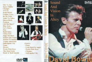 David Bowie 1990-03-30 Sound And Vision In Ahoy