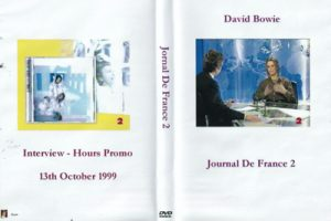 David Bowie 1999-10-13 Interview Hours Promo - Journal De France 2 - Broadcast French TV 1999