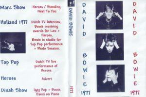 David Bowie 1977 (Compilation)