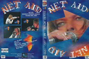 David Bowie 1999-10-09 London ,Wembley Stadium - Net Aid - (29 min)