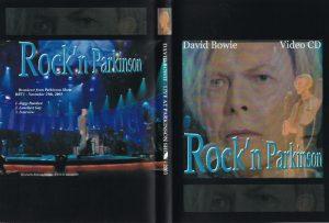 David Bowie 2003-11-29 Rock on Parkinson - (Broadcast from Parkinson Show BBC1,UK) (23 min)