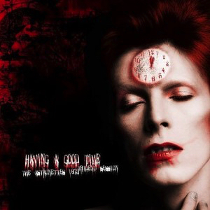 David Bowie & The Astronettes - Having a Good Time (Trident Sessions with David Bowie 1973) - SQ 9