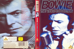 David Bowie The Video Collection 1993