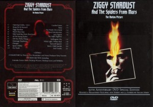 David Bowie 1973-07-03 London ,Hammersmith Odeon - Ziggy Stardust and the Spiders from Mars - (1973)