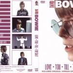 David Bowie Love You Till Tuesday' (60 min)