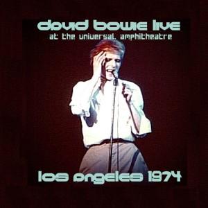 David Bowie 1974-09-02 Los Angeles ,Universal Amphitheater (2nd gen - VC - RAW) - SQ 7,5