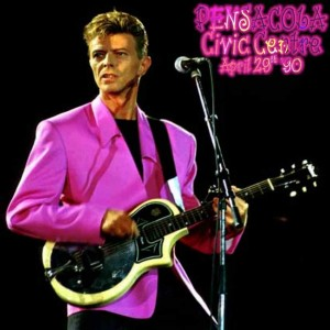 David Bowie 1990-04-29 Pensacola ,Civic Center (off master - 24bit) - SQ -8