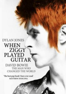 David Bowie ,When Ziggy Played Guitar (2012)