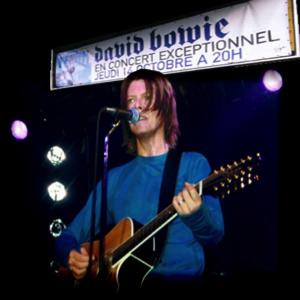 David Bowie 1999-10-14 Paris ,Elysée Montmartre - Concert Exceptionnel - SQ -10