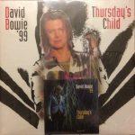 David Bowie 1999-12-02 London ,The Astoria - Thursday's Child - (Vinyl ) - SQ 9