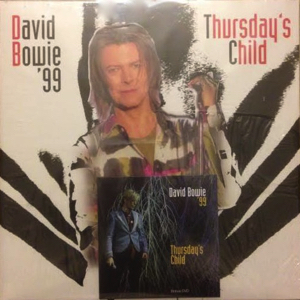 David Bowie 1999-12-02 London ,The Astoria - Thursday's Child - (Vinyl ) - SQ 9