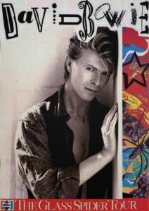 David Bowie The Glass Spider Tour Boek part 1 (1988)