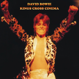 David Bowie 1972-07-14 London ,Kinston Polytechnic - Kings Cross Cinema - SQ 6