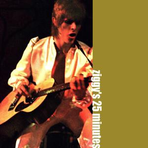 David Bowie 1972-06-19 Southampton ,Civic Hall - Ziggy's 25 minutes - SQ 6