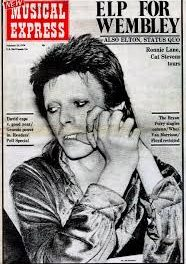 David Bowie Magazines 70's