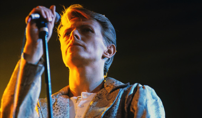 David bowie Bootleg – live in London (Fame)