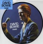 David Bowie Fame Limted Edition 40th Anniversary 7″ Picture Disc.
