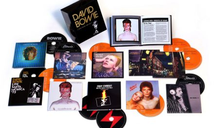 David Bowie to Release Massive Box Set 'Five Years 1969-1973 '