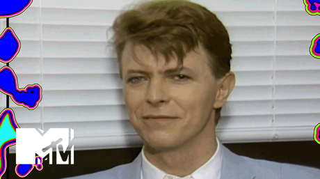 Video: David Bowie Talks 'Labyrinth' Backstage At Live Aid